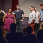 Our weekly clean show, Improv All-stars