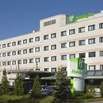 Beautiful sunny day at Holiday Inn Helsinki-Vantaa Airport