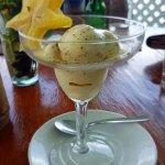 Nutmeg Ice-cream
