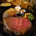 The best prime rib ever.