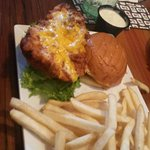 Big Red Chicken Sandwich