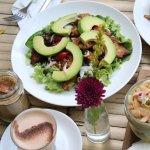 Chicken Avocado Salad!