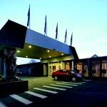 Hotel Ashburton Entrance