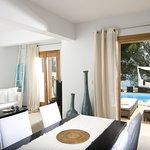2Bed Villa Interior