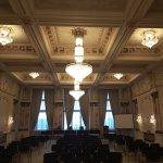 Une des nombreuses salles monumentales