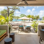 Seagrape Beach Suite - Patio & Private Terrace