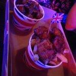Bangers & mash, Fish & chips