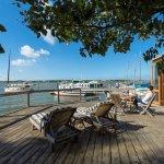 Boathouse Private Deck