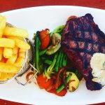 Grilled Striploin