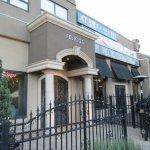 Entrance to Felicos Restaurant.