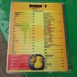 Ruben's Restaurant Isla Mujeres Foto