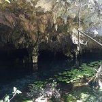 Cenotes Dos Ojos Foto