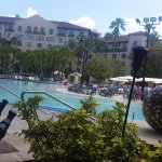 Love the pool area