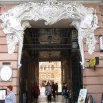 entrance from the Deribasovskaya street