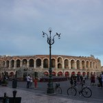 Liston 12 - Verona - So close to the Arena...we were waiting for our show