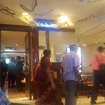 Entrance to Oh Calcutta