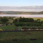 A nice misty morning in Vezelay