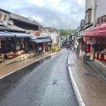 Such a quaint little street in Temple Town