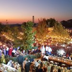 Perfect summer climate for outdoor events