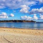 St Brelade beach
