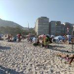 Photo de Copacabana Beach