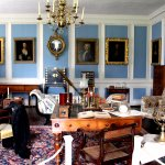 The room where Henry Fox Talbot worked