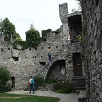Castello di Vezio Foto