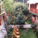 Courtyard at Inka Paradise