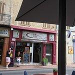 Cafe des Vignes