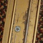 closet door tracks