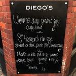 Foto de Diego's Cafe