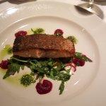 Terrific tasting salmon