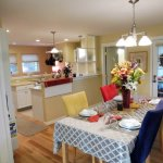 Breakfast Room and Kichen