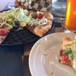 El BaLetTo Flatbread Pizza