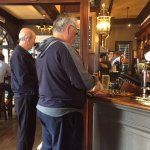 Barley Mow lunchtime