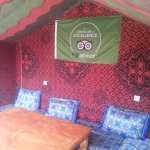 Tripadvisor Flag in Chez les habitants