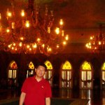 At the Sto. Nino Shrine and Heritage Museum in Tacloban City