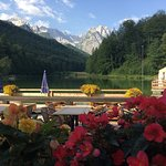 Glorious scenery to restore your soul abounds at Reisersee Hotel Resort - relax, soak it in & en