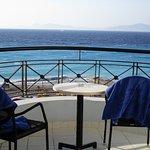 chambre avec balcon en face de la mer - 3ème étage