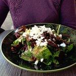 Beet Salad was very good...