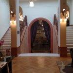 Hotel Lobby Entry