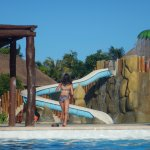 Kids Pool with Slides