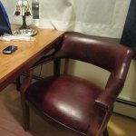 great leather chair