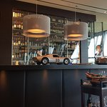 Restaurant Christophorus bar