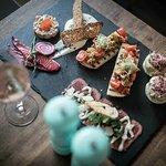 Feed's tasting platter 199,-