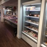 Butchery dept and chilled food to take home