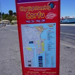 Corfu Holiday Palace in on the route of the Hop On Hop Off Bus - get a 2 day ticket