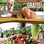 Desayunos en puerto vallarta, café, comida italiana, baguettes, restaurant café lukumbé