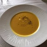 Baby Turnip & Carrot Soup