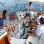 Sailing charters, cruises, and instruction available